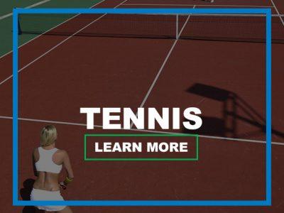 Sports-Turf-Tennis